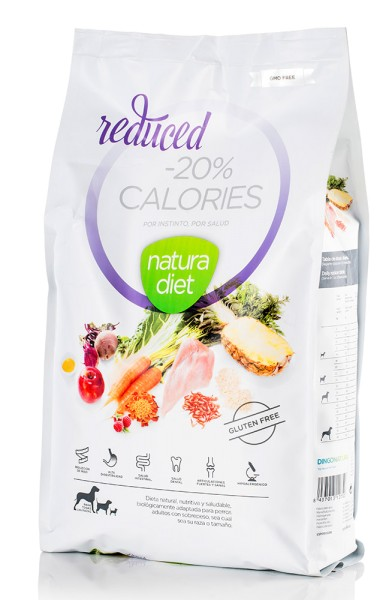 Natura Diet - Reduced -20% calories