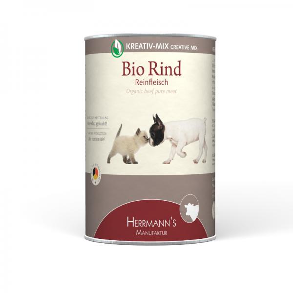 Herrmann's Bio Rind Pur - Reinfleisch