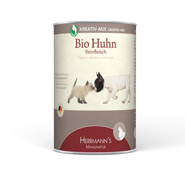 Herrmann's Bio Huhn pur - Reinfleisch