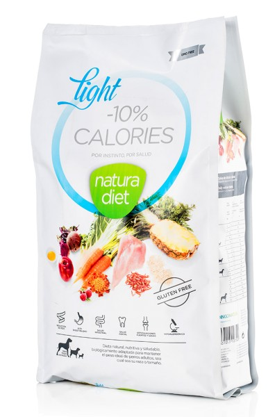 Natura Diet - Light -10% calories