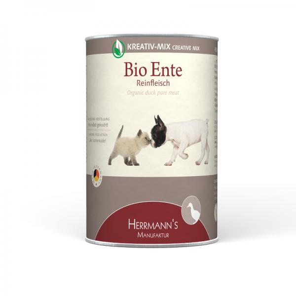 Herrmann's Bio Ente Pur - Reinfleisch