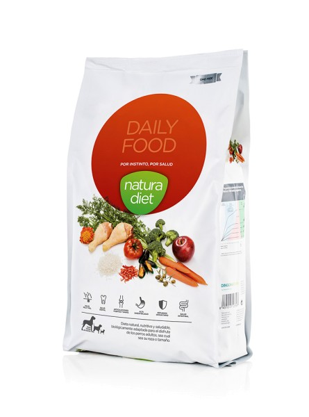 Natura Diet - Daily Food