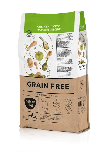 Natura Diet - Grain Free Adult