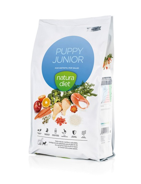 Natura Diet - Puppy Junior