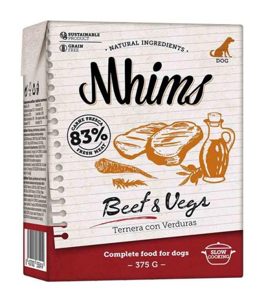 Mhims Rind & Gemüse 375g (VE 12)